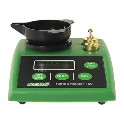 Picture of an RCBS Partner electronic scale